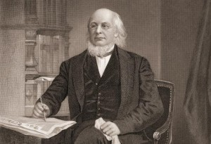Horace Greeley (1811-1872), American journalist and political leader, is known as the co-founder and editor (1834-1841) of 'The New Yorker' weekly and founder (1841) and editor of the 'New York Tribune' newspaper.